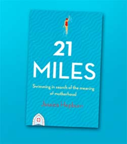 Book cover of 21 Miles by Jessica Hepburn