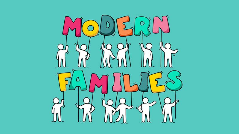 Modern Families Education Project logo